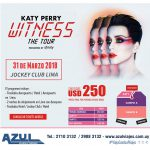 Katty Perry - Witness Tour en Lima